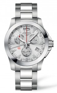 Montre Longines Conquest 1/100th Horse Racing