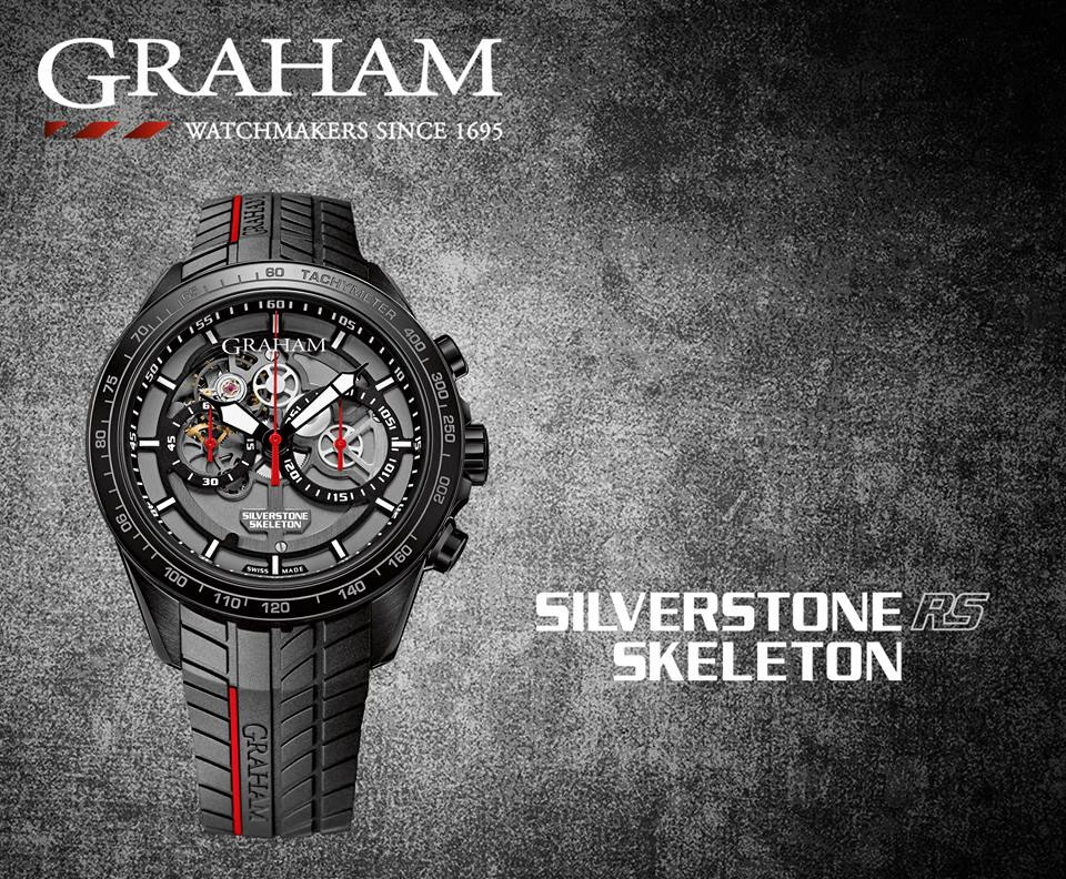 Graham Silverstone RS Skeleton