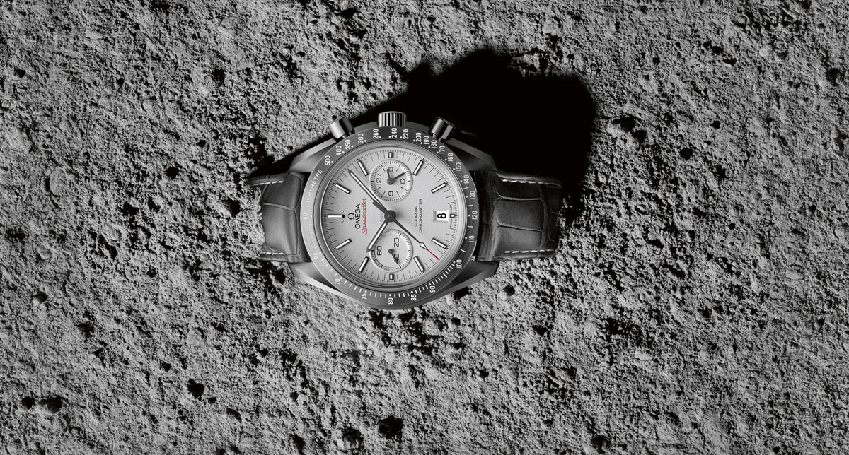 Montre Omega Speedmaster « Grey Side of the Moon »,
