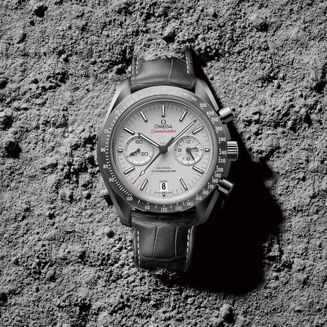 Montre Omega Speedmaster « Grey Side of the Moon »
