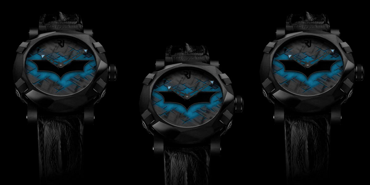 Montre RJ-Romain Jerome Batman-DNA