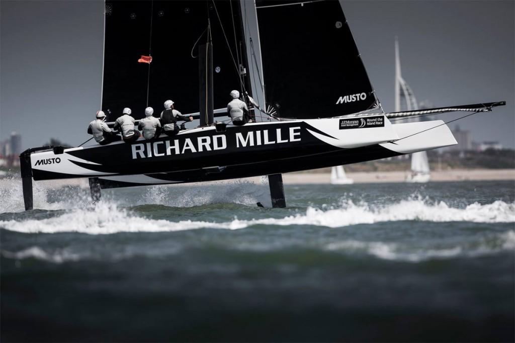 Sponsoring Richard Mille