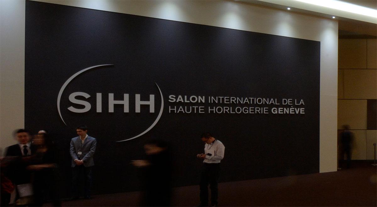Les Stars du SIHH 2014