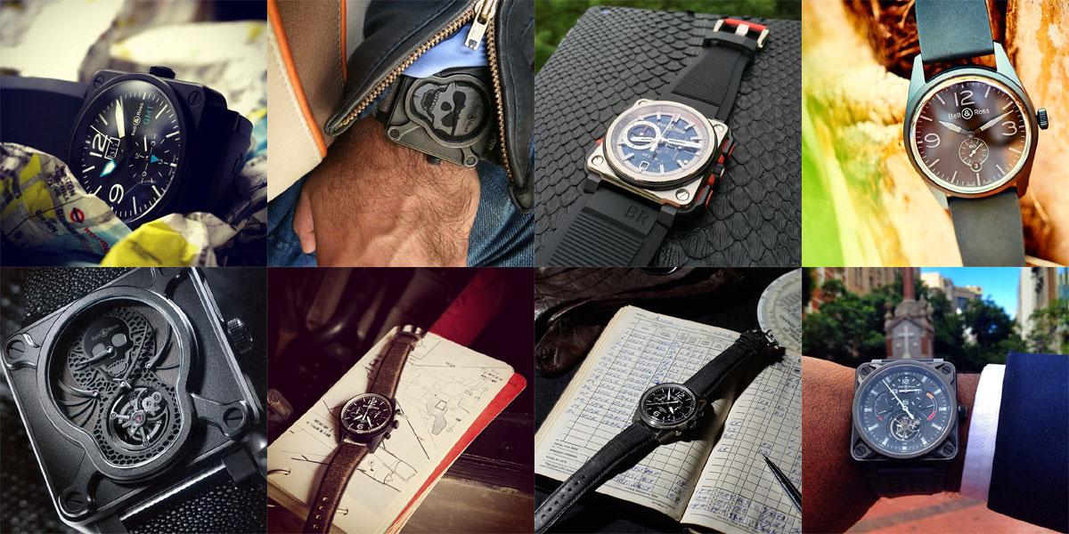 Les plus belles montres Bell & Ross