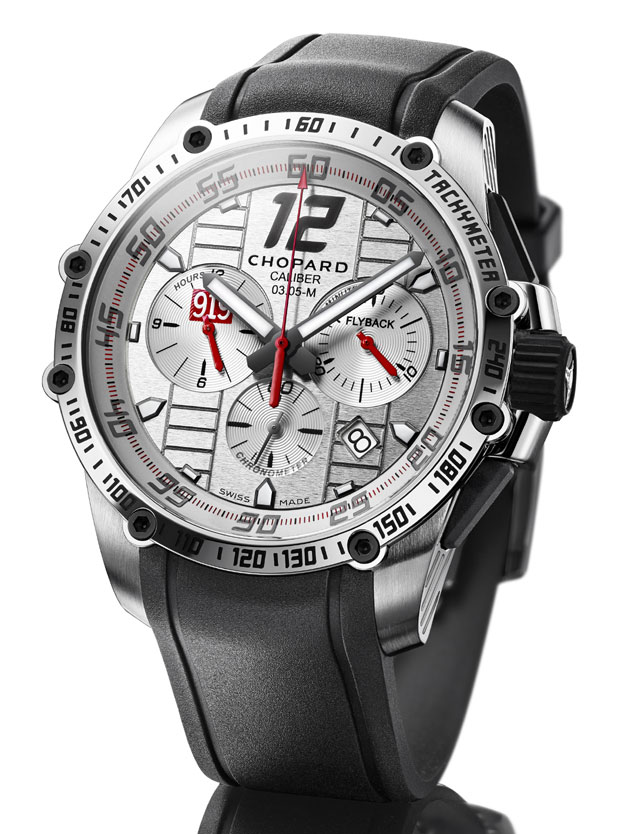 Montre Chopard SuperfastChrono Porsche 919 Edition