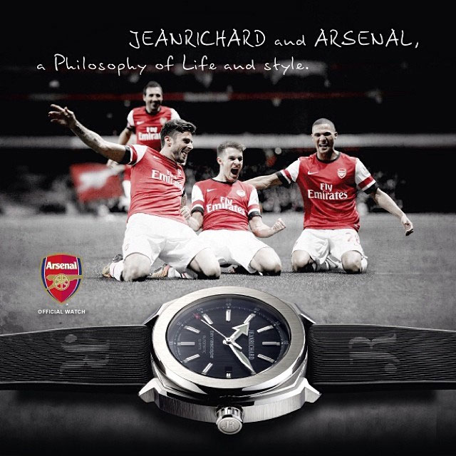 JEANRICHARD & Arsenal