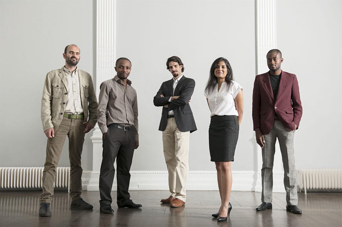 Les lauréats des Rolex Awards for Entreprise 2014
