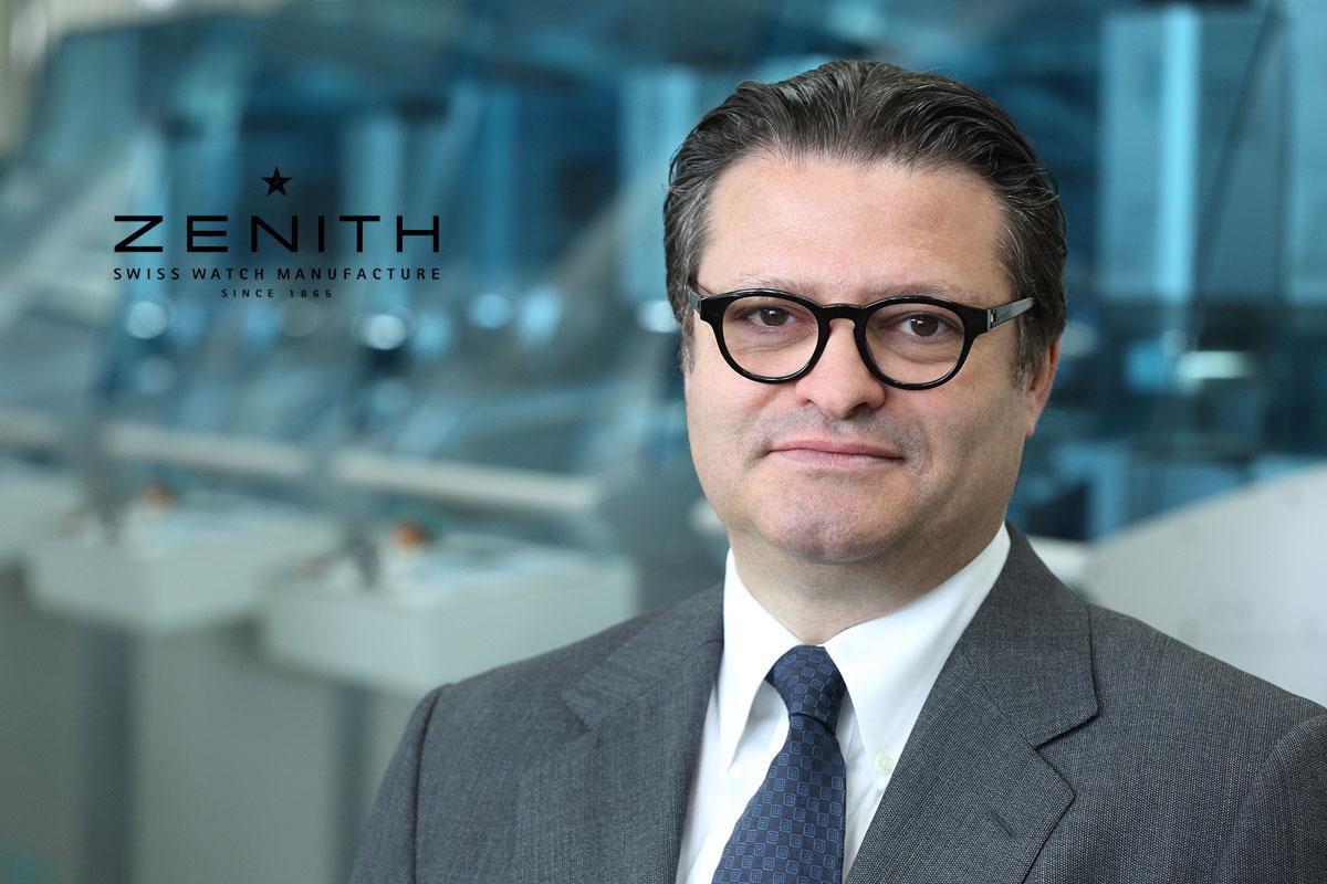 Aldo Magada, CEO de Zenith
