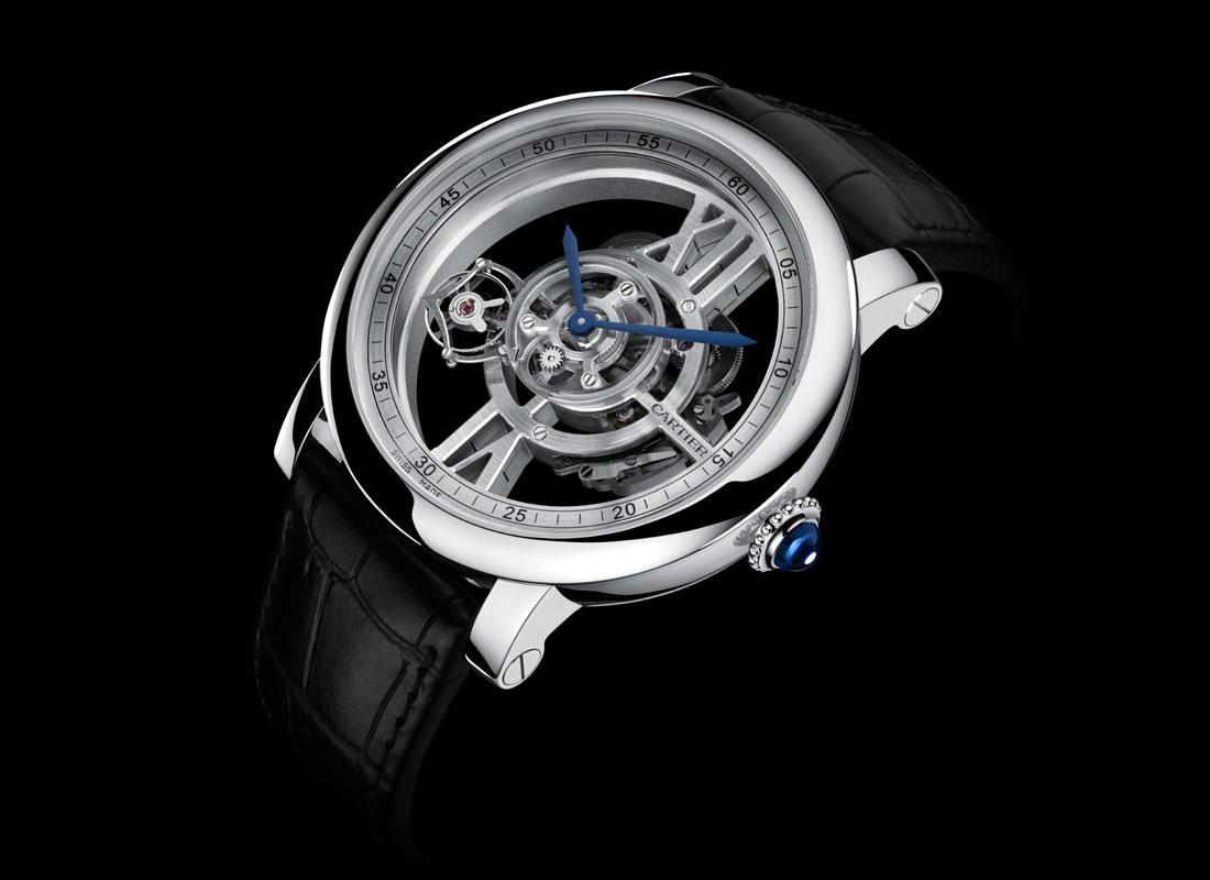 Cartier Rotonde AstroTourbillon Squelette