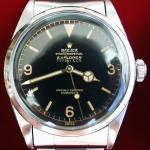 Explorer ref. 6610 Tiffany and Co