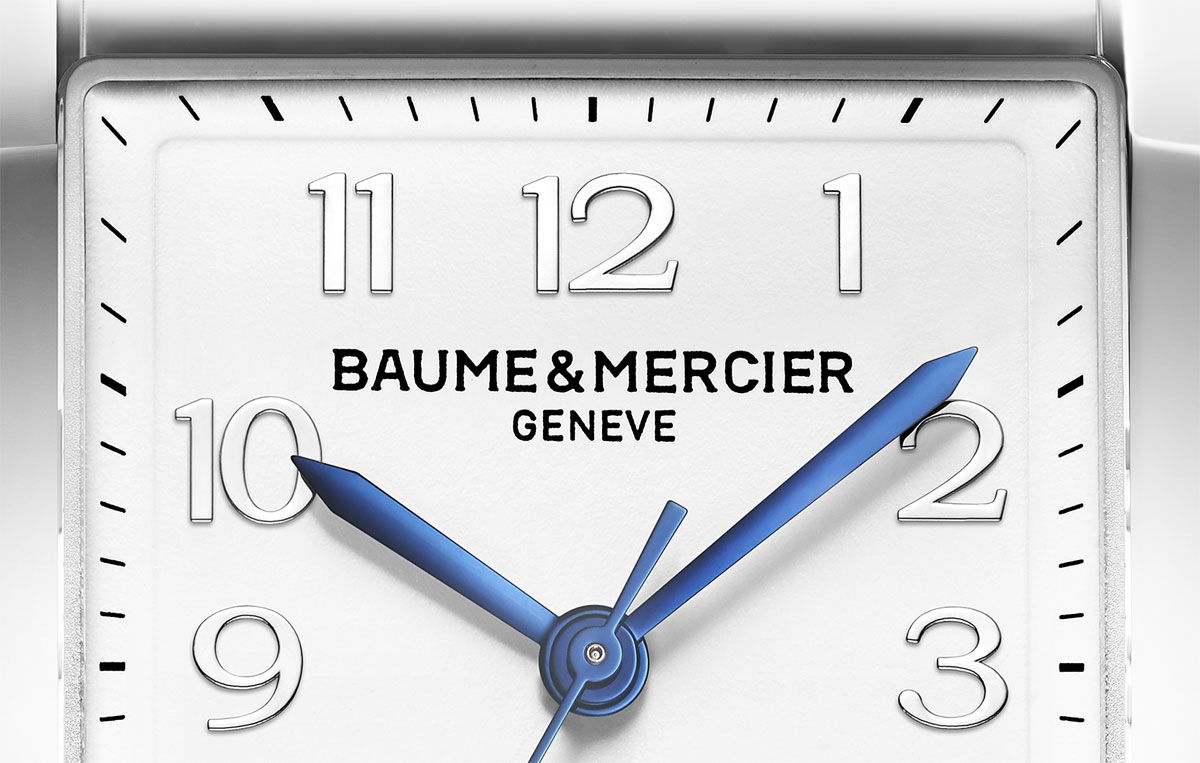 Montre Hampton 10155 - Baume & Mercier