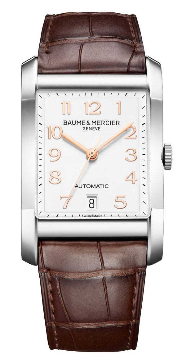 Montre Hampton 10156 - Baume & Mercier