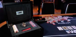 Hublot se lance dans le Poker