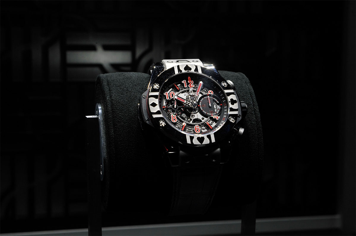 Hublot poker tour