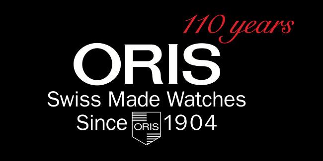 Oris-, 110 ans en 2014