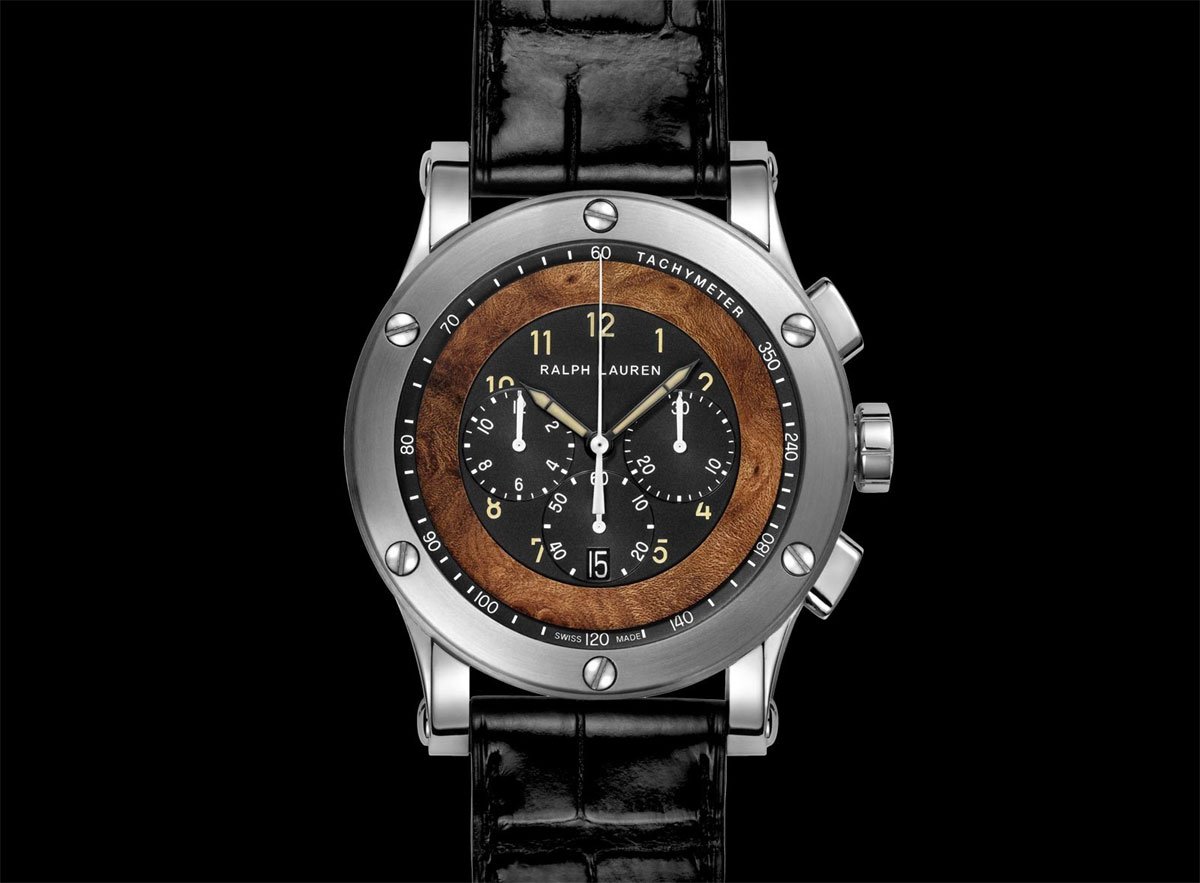 Ralph Lauren Automotive Chronographe