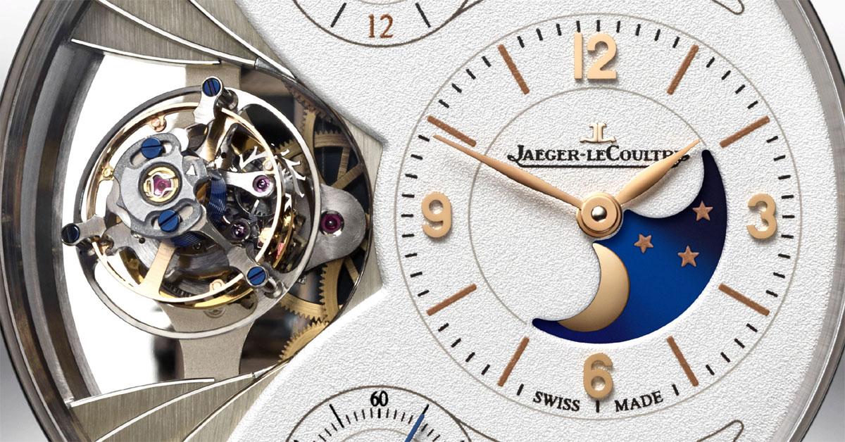 Jaeger-LeCoultre Duomètre Sphérotourbillon Moon