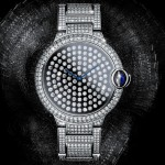 Montre Cartier Ballon Bleu de Cartier 42 mm Serti Vibrant