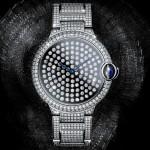 Montre Cartier Ballon Bleu de Cartier 42 mm Serti Vibrant