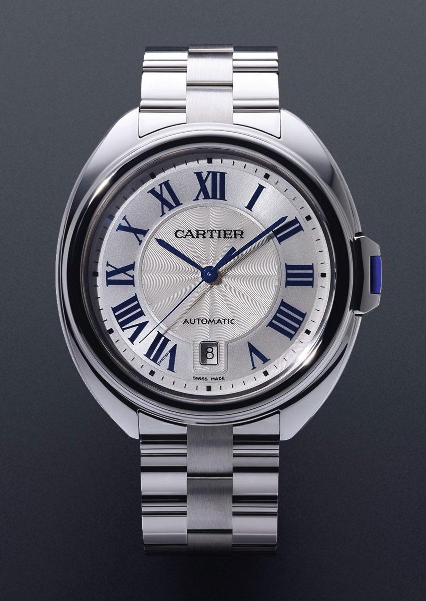 Montre Clé de Cartier 40 mm