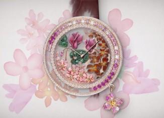 SIHH 2015 : Les 3 montres Charms Extraordinaire de Van Cleef & Arpels