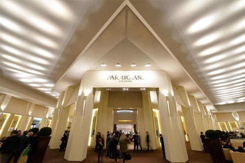 40 000 m² : Soit la surface d'exposition proposée cette année aux exposants