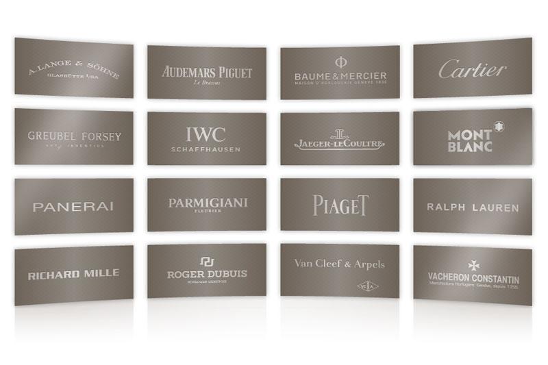 16 : Soit le nombre de marques de montres de luxe qui participeront cette année à ce salon ultra exclusif (dont 12 marques du groupe Richemont)