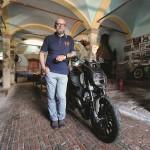 Ducati Diavel Carbon customisée