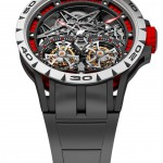 Excalibur Spider Double Tourbillon Volant Squelette
