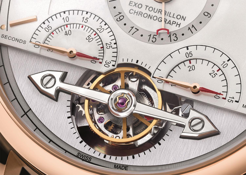 Montblanc Heritage Chronométrie ExoTourbillon Minute Chronograph