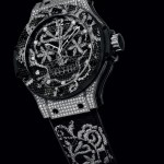 Hublot Big Bang Broderie Tons argent