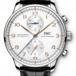 IWC Portugaise Chronographe
