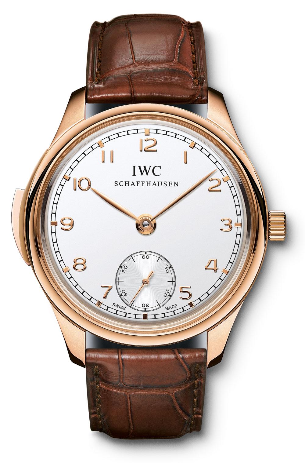 IWC Portugaise Répétition Minutes