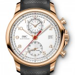 IWC Chronographe Yacht Club