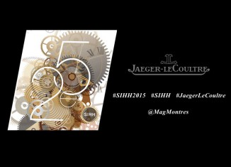 Jaeger-LeCoultre SIHH 2015