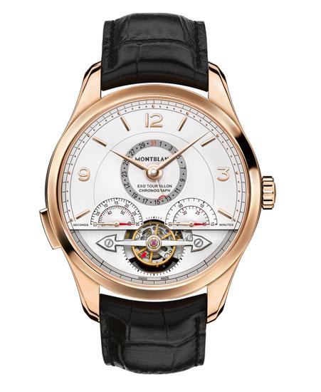 Montblanc Heritage Chronométrie ExoTourbillon Chronograph