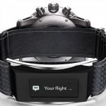 e-Strap de Montblanc - bracelet connecté