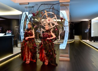Les belles montres femmes du salon horloger de Genève