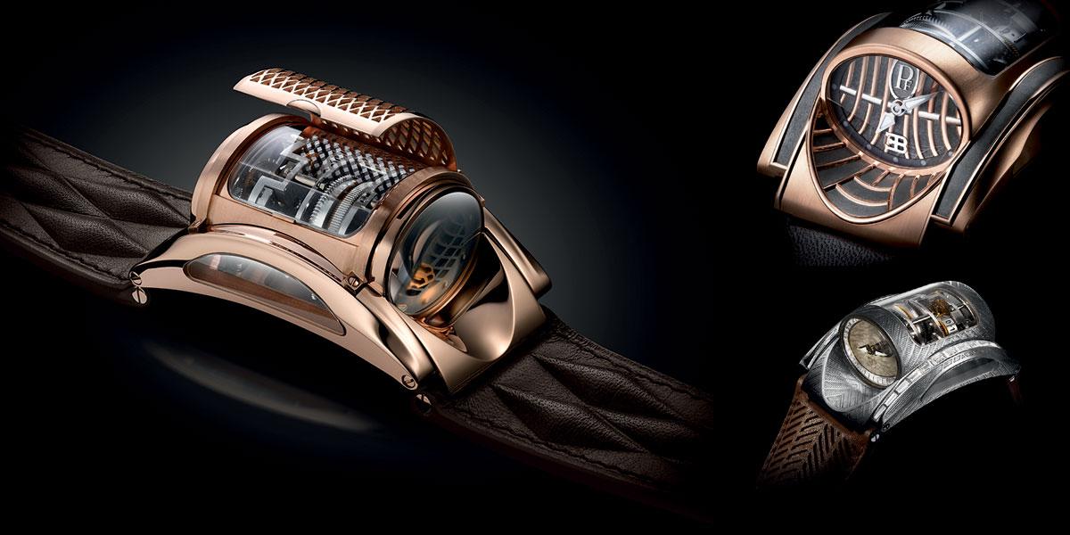 Montres Bugatti anniversaire