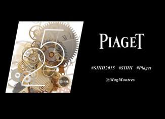Piaget SIHH 2015