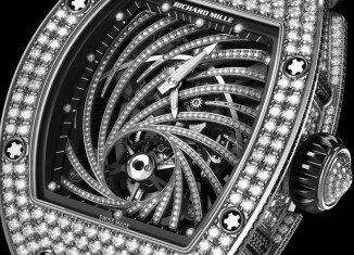 Richard Mille Tourbillon RM 51-02 Diamant Twister