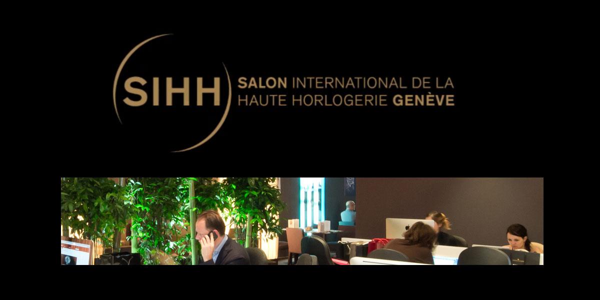 SIHH 2015 Infos Pratiques : dates, adresse, horaires...