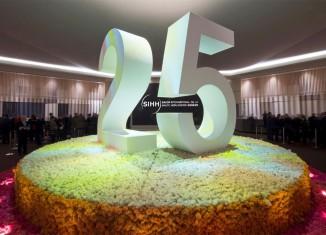 Hall d'entrée du SIHH 2015