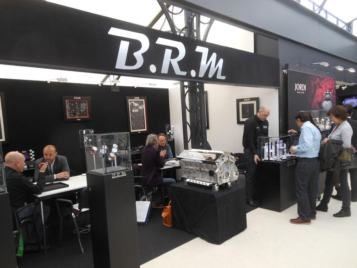 BRM à Baselworld