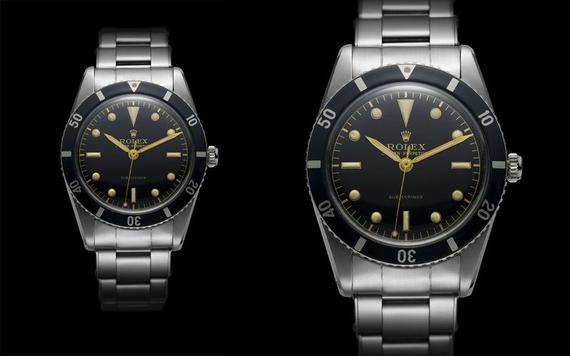 1953 : Première Rolex Submariner