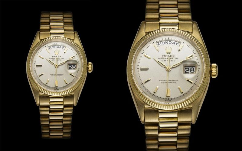 1956 : Première Rolex Day-Date