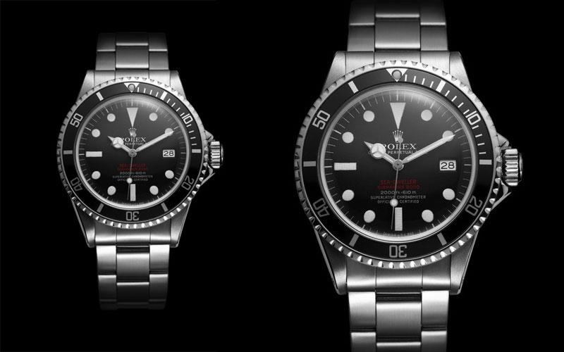 1967 : Première Rolex Sea-Dweller