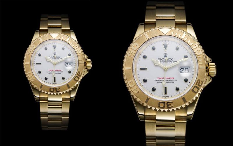 1992 : Première Rolex Yacht-Master