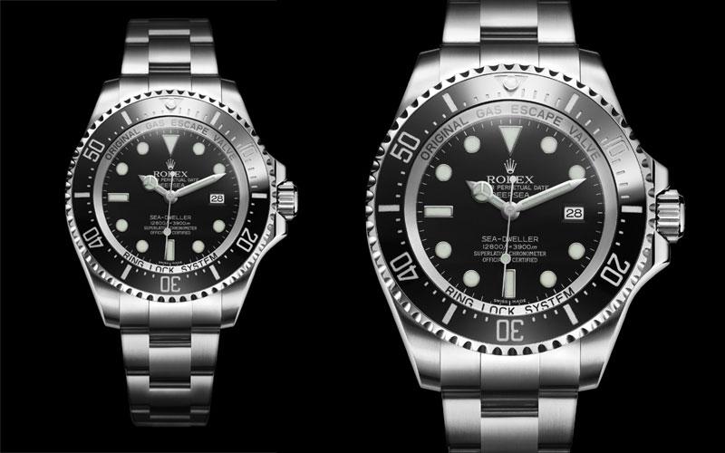 2008 : Première Rolex Deepsea