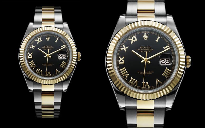2009 : Première Rolex Datejust II